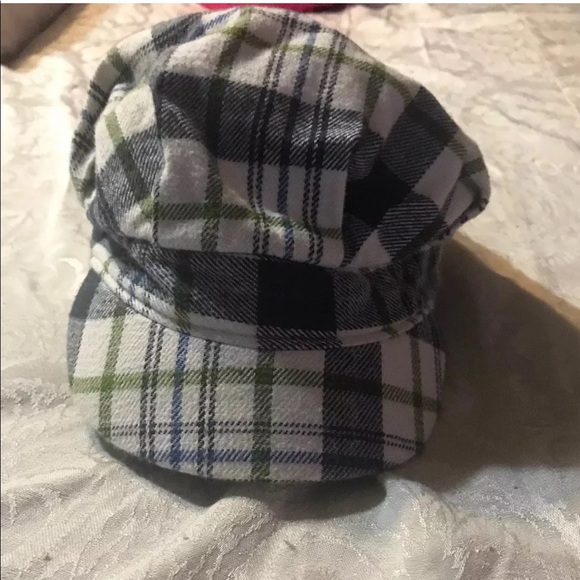 Hollister Accessories - HOLLISTER CADET MILITARY STYLE HAT ARMY CAP 38b026a6cc2